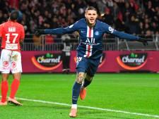 Icardi tekent definitief voor Paris Saint-Germain
