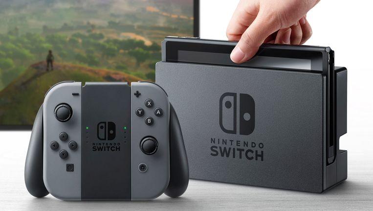 Nintendo Switch. Beeld Nintendo