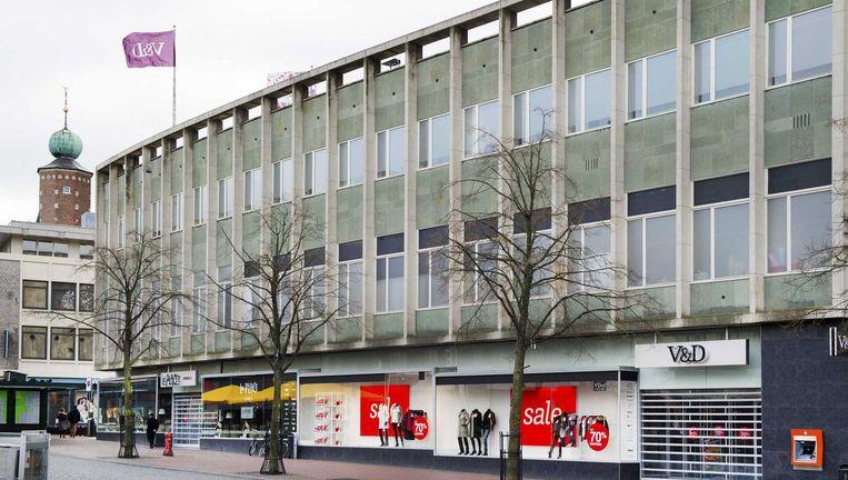 Een vestiging van V&D in de binnenstad van Nijmegen. Beeld anp