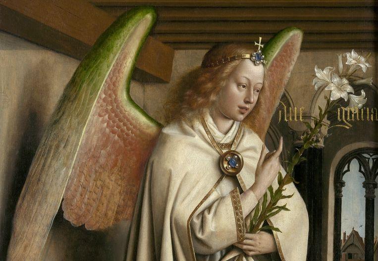 Van Eyck. Een optische revolutie. Beeld RV
