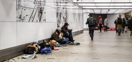 Lancement de la campagne de vaccination des personnes sans-abris à Bruxelles