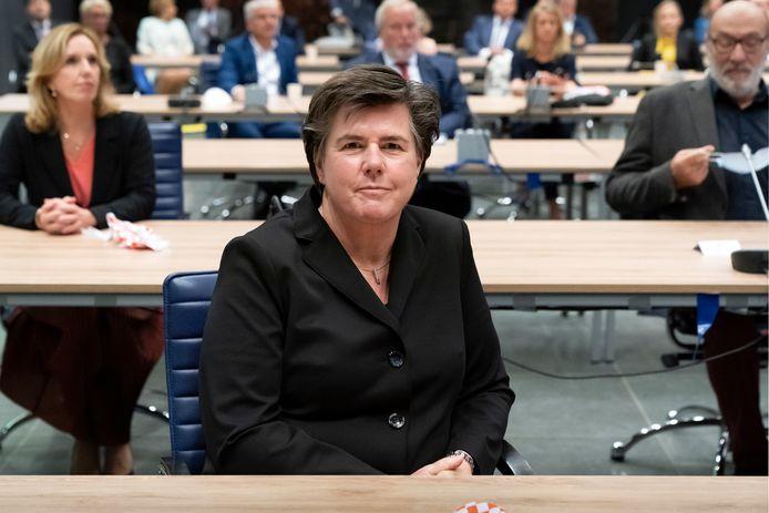 Ina Adema is terug in Brabant. De oud-burgemeester van Veghel is de nieuwe commissaris van de Koning in het provinciehuis.