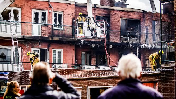 Veel onzekerheid voor slachtoffers brand Wouwermanstraat, maar wel ander huis
