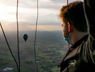 """""""Eindelijk weer de lucht in!"""": ook ballonvaarders mogen hun hemelse taak opnieuw opnemen"""