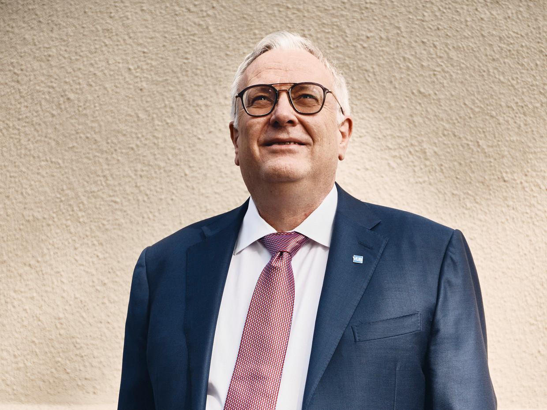 Dirk Devroey: 'De stijging van het aantal positieve gevallen valt niet alleen te verklaren door het stijgende aantal tests.' Beeld thomas nolf