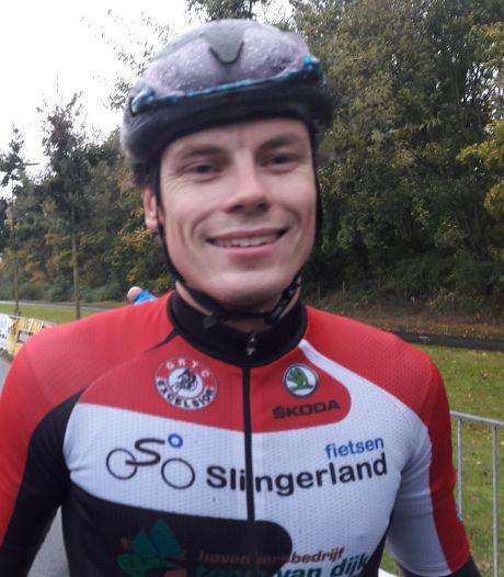 Remco Schouten wint Woensdrechtse Wielerzomer, Tim Marsman de snelste man in Huijbergen