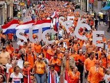 Rotterdam is klaar voor alweer een Oranjefeest