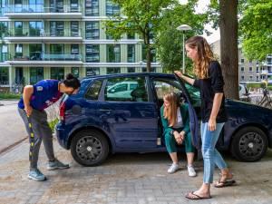 Utrecht wil met maatregelen parkeerprobleem Rachmaninoffplantsoen oplossen