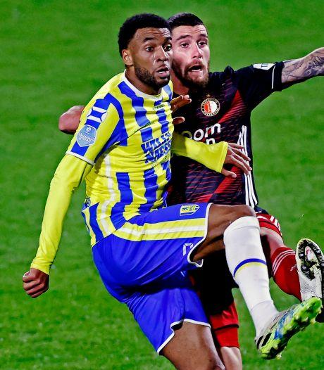RKC-aanvaller Sow: 'Van tevoren teken je voor punt tegen Feyenoord, maar sta niet met fijn gevoel'