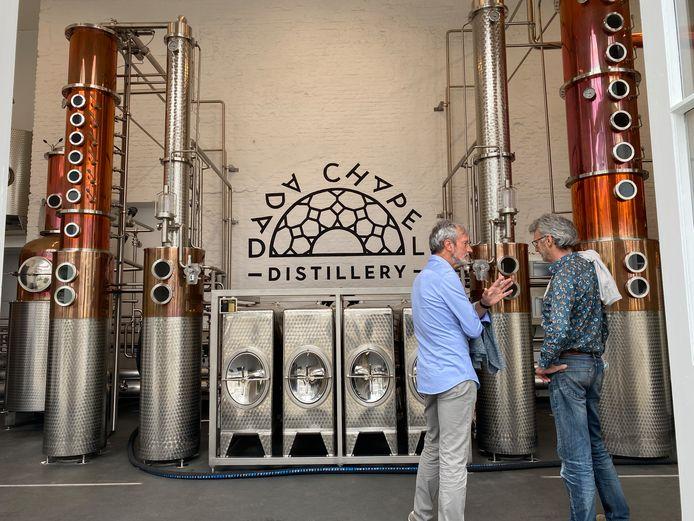De Dada Chapel Distillery