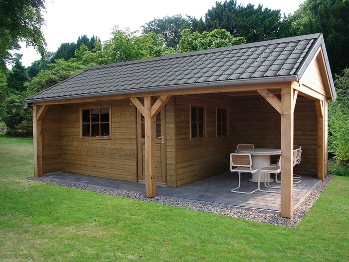 Wordt het tuinhuis een kleine bergruimte? Of eerder een garage voor zwaar materiaal? De functie van je tuinhuis bepaalt de opbouw van de fundering.