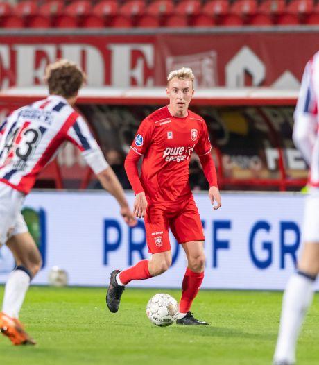 Rödinghausen meldt zich voor FC Twente-speler Casper Staring