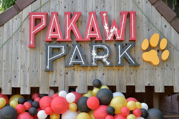 Pakawi Park in Olmen (Balen)
