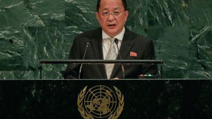"""""""Noord-Koreaanse Buitenlandminister op weg naar Zweden"""""""
