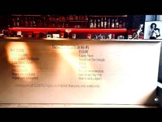 """Amerikaanse megaband R.E.M. promoot cocktails van pop-upbar Electrolite: """"De manager wil al op bezoek komen naar Lichtervelde"""""""