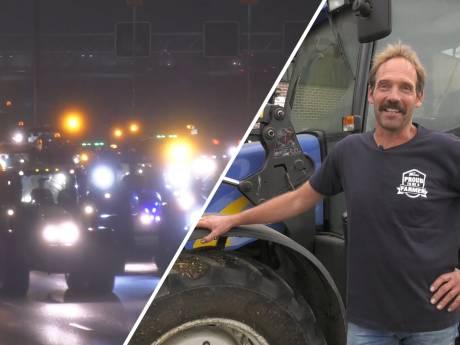 Eén jaar na boerenprotest blikt boer Jan uit Holten terug: 'Kippenvel'