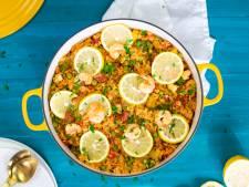 Wat Eten We Vandaag: Spaanse paella