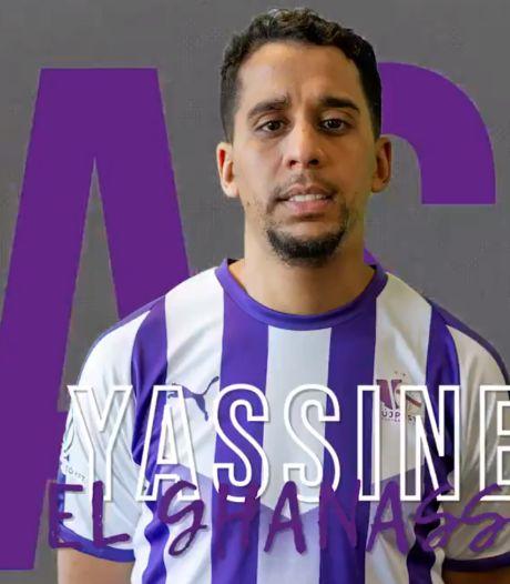 Sans club depuis octobre 2019, Yassine El Ghanassy a retrouvé de l'embauche