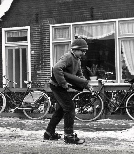 Jullie herinneringen aan koude winters: 'Ik werd wakker met een laag sneeuw in mijn wieg'