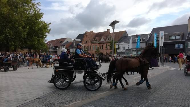 Na snipperjaar opnieuw paardenzegening in Eernegem
