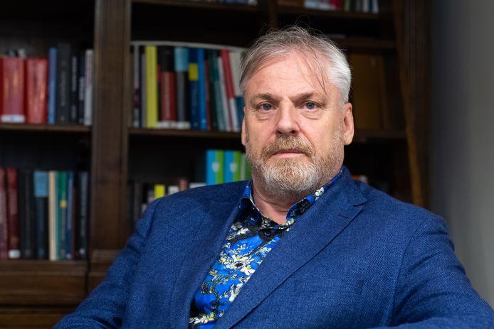 Advocaat Peter Schouten uit Breda.