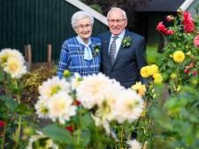 Eerste uitje van Dineke en Jan ten Hove uit Stokkum loopt uit in 65-jarig huwelijk: 'Ik hield haar tasje vast'