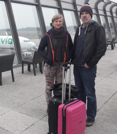 Reizigers Eindhoven Airport boos op stakende piloten én Transavia