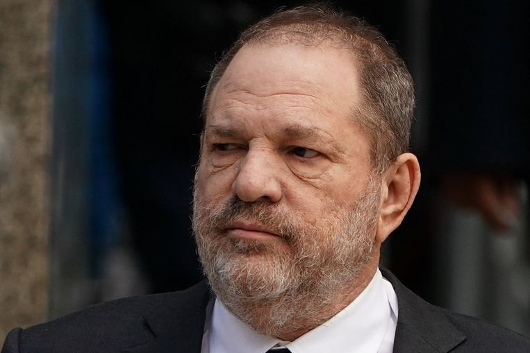 Het toneelstuk 'Bitter Wheat' gaat over Harvey Weinstein.