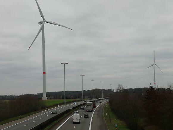 Bekkevoort zal vijf windturbines hebben en vlak over de gemeentegrens met Halen komen er nog eens twee.