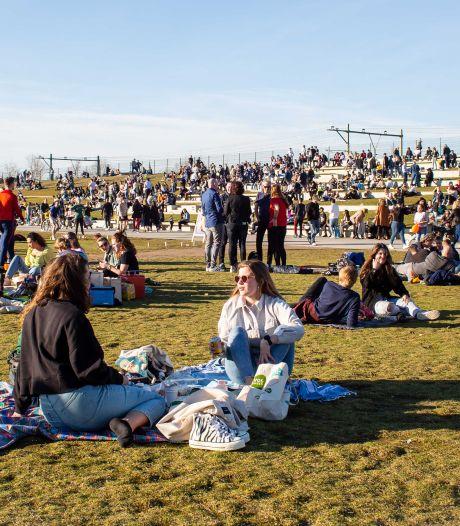 Bestuur Spoorpark worstelde met drukte tijdens zonnig weekend, maar maatregelen blijven uit