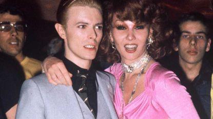 """Romy Haag hielp David Bowie zijn seksuele geaardheid ontdekken: """"Hij was in de war, tot hij in Berlijn zijn ware ik ontdekte"""""""