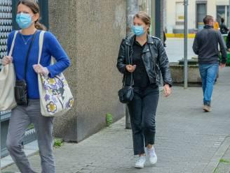 Politie deelt zeven waarschuwingen uit voor slecht dragen mondmasker