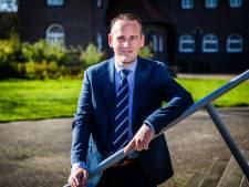 Vertrekkend burgemeester Van Hemmen: 'Niet leuk om het dorp in deze situatie achter te laten'