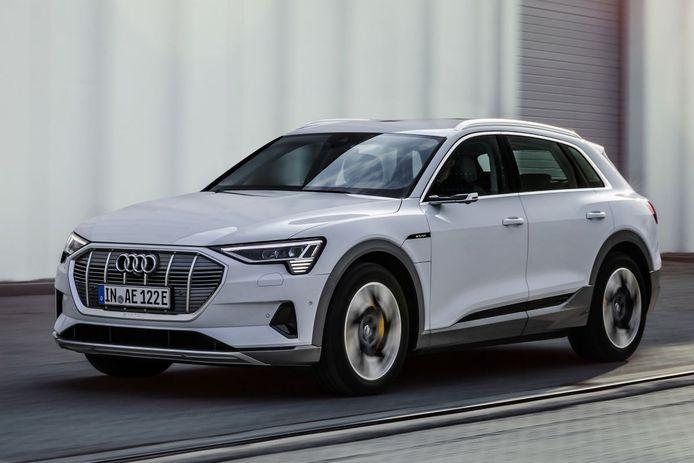 De Audi e-tron kost op één na het minst in onderhoud volgens het onderzoek van We Predict