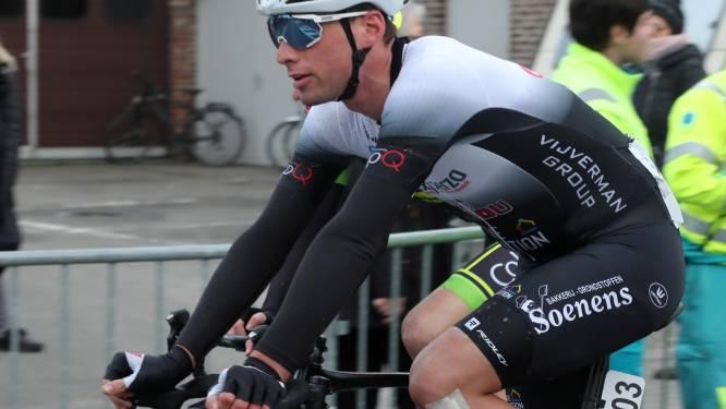 """Warre Vangheluwe zaterdag van partij in GP Vermarc: """"Ik ga niet afwachten"""""""