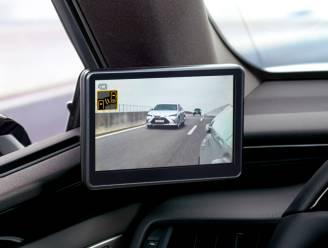 'Waarom vervangen we de buitenspiegels van een auto niet door camera's?'