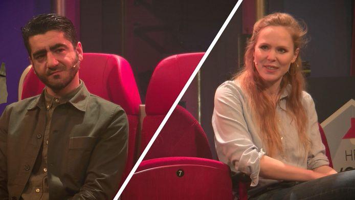 Murat Isik en Marjolein Visser