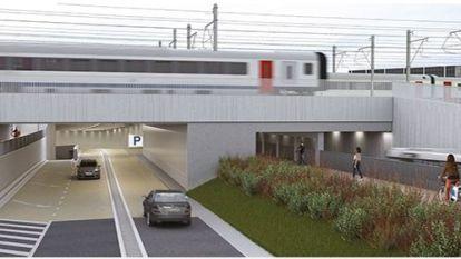 Werken vernieuwing stationsbuurt hervatten  in september: dit moet nog gebeuren