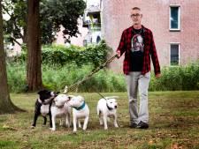 Hondenbezitters boos over boetes 'uitlaatveld' in Harmelen-Noord
