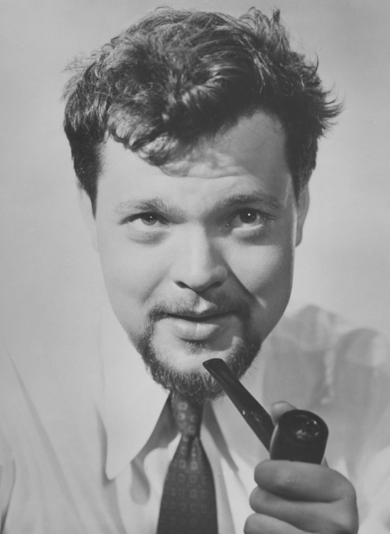 Orson Welles, circa 1935.  Beeld Getty Images