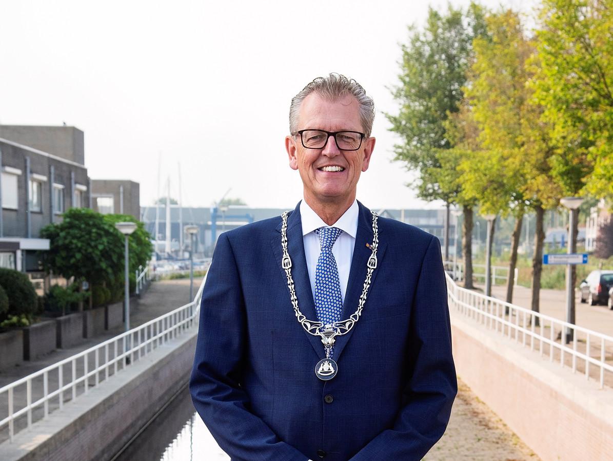 Ook Gerrit Jan Gorter, burgemeester van Zeewolde, heeft zorgen over het 3-MMC-gebruik in zijn gemeente.