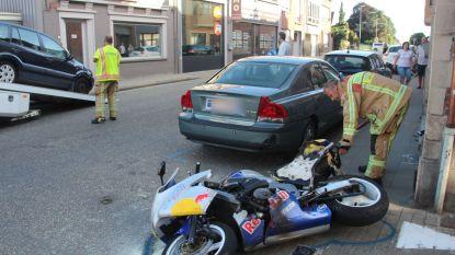 Hoogstraat afgesloten na zwaar ongeval met motorrijder