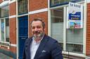 Maarten Grosfeld, voorzitter van de vereniging van NVM-makelaars afdeling West-Brabant