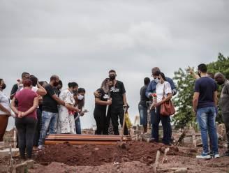 Rio de Janeiro telt al zes maanden op rij meer sterfgevallen dan geboortes