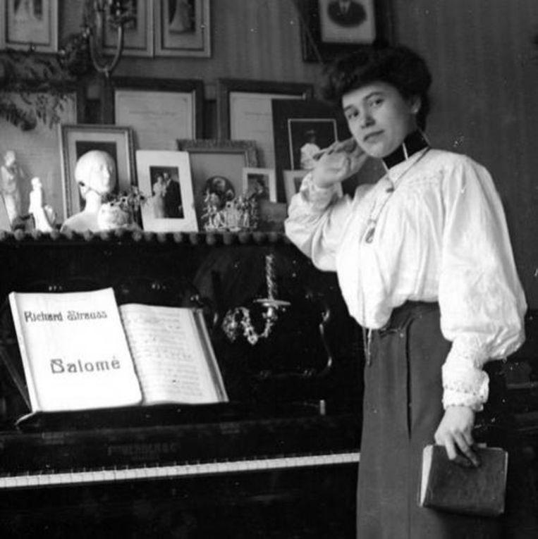 Berthe Seroen was een Mechelse sopraanzangeres en krijgt weldra haar eigen straat in de verkaveling Kantvelde.