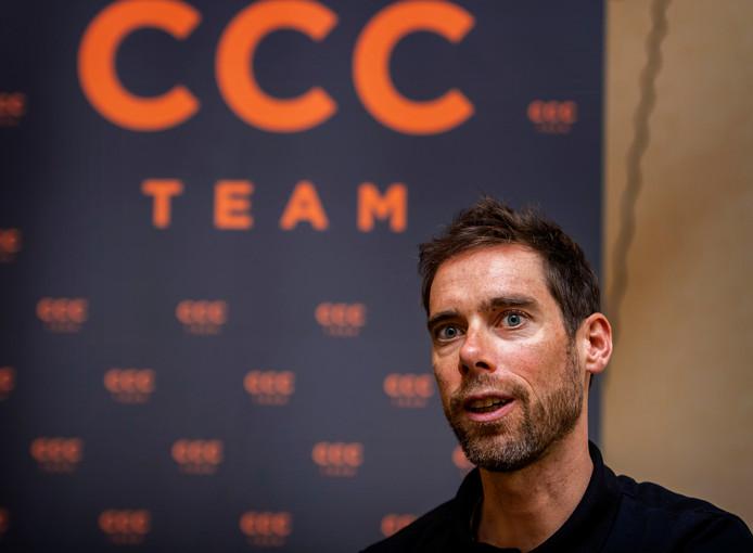 Laurens ten Dam, ambassadeur EK wielrennen