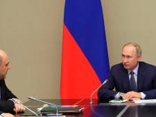 Poetin stuurt grondwetshervormingen naar Russisch parlement