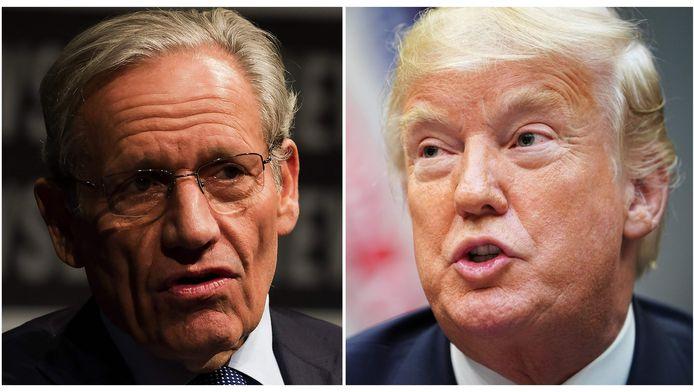 Bob Woodward et Donald Trump