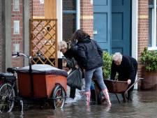 Geen natte sokken dankzij schotten. Dordrecht wordt voorbereid op hoog water: 'Werken ze nog goed?'