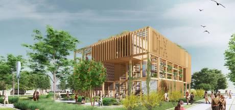 Gerben Kuipers mag bijzonder paviljoen bouwen op Floriade 2022